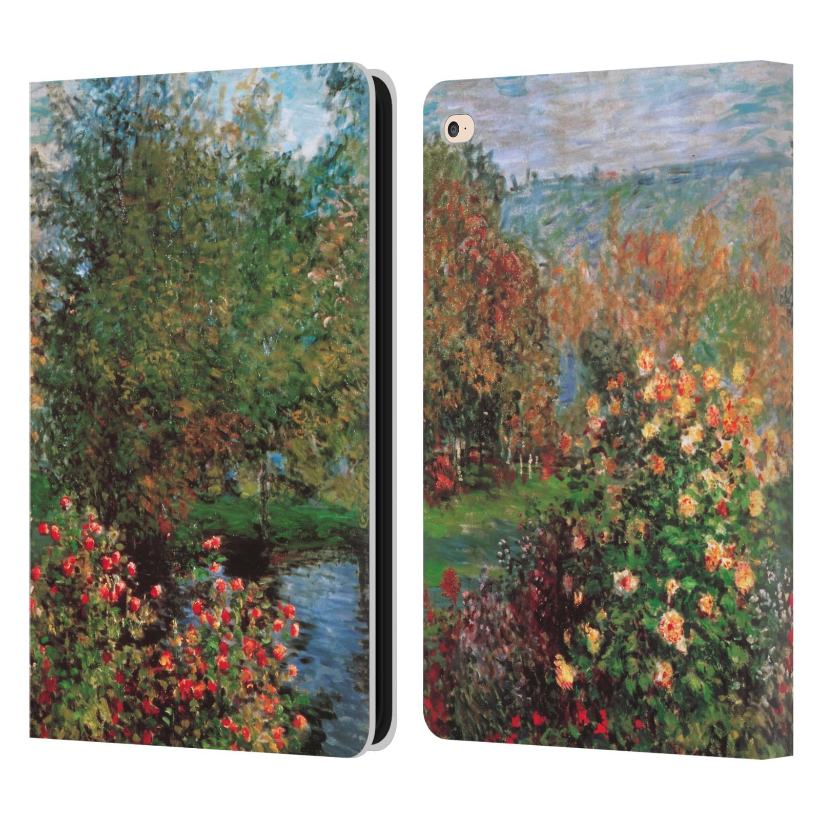 OFFICIAL-MASTERS-COLLECTION-PAINTINGS-1-LEATHER-BOOK-WALLET-CASE-FOR-APPLE-iPAD