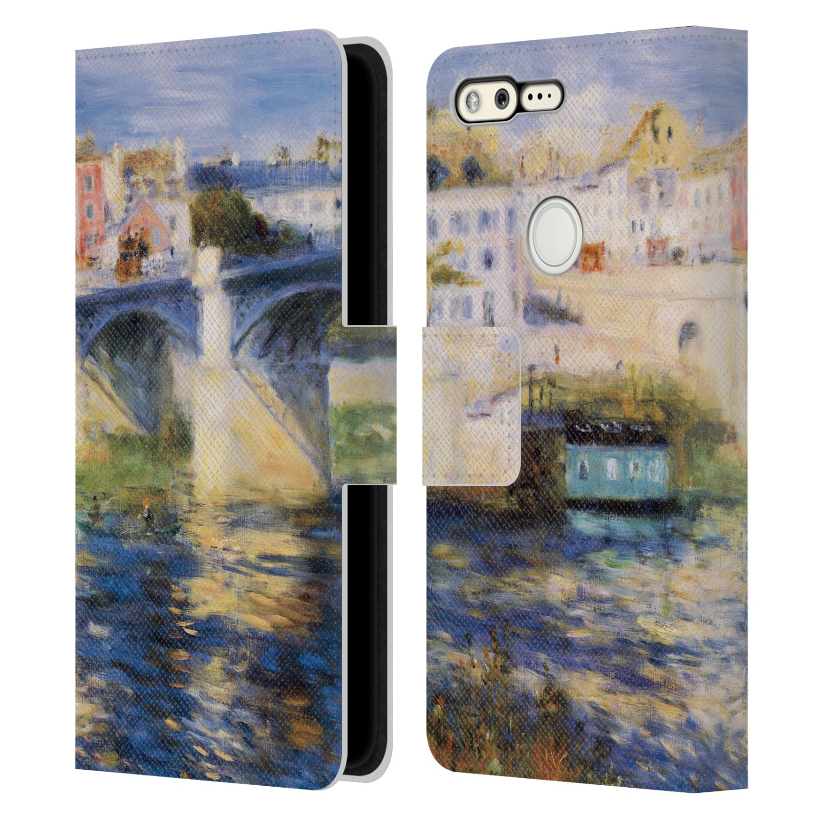 OFFICIAL-MASTERS-COLLECTION-PAINTINGS-1-LEATHER-BOOK-CASE-FOR-GOOGLE-PHONES
