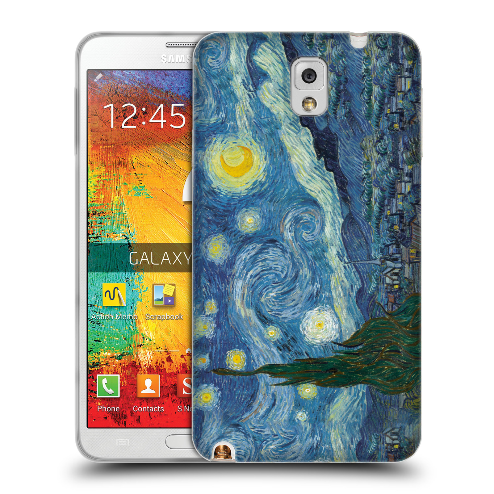 OFFICIAL-MASTERS-COLLECTION-PAINTINGS-1-SOFT-GEL-CASE-FOR-SAMSUNG-PHONES-2