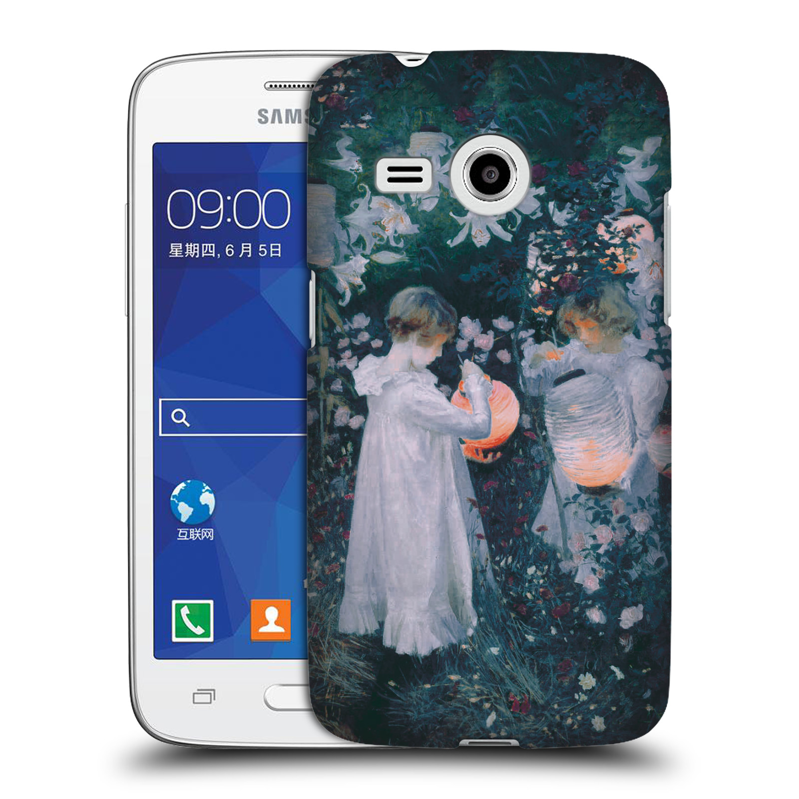 OFFICIAL-MASTERS-COLLECTION-PAINTINGS-2-HARD-BACK-CASE-FOR-SAMSUNG-PHONES-6