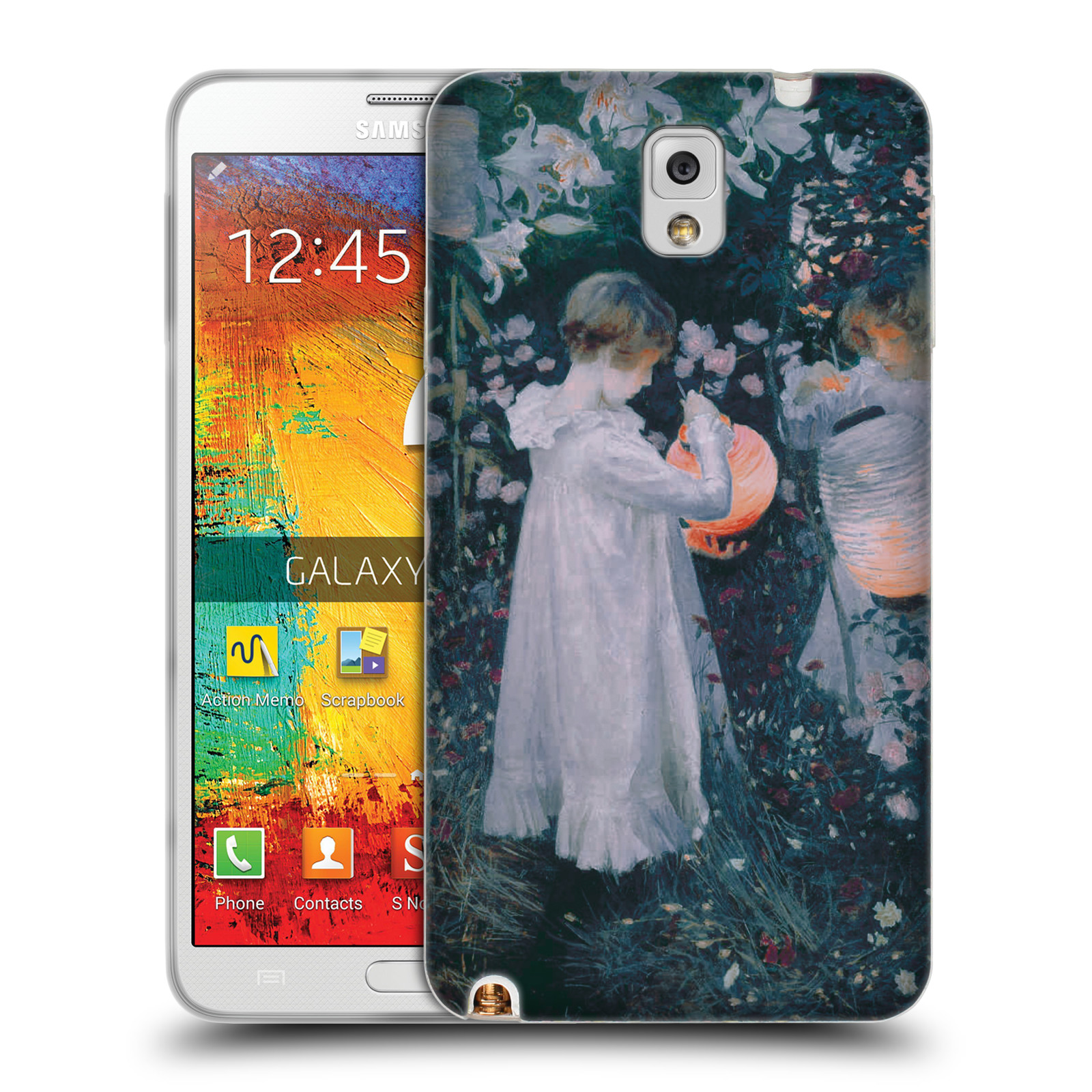 OFFICIAL-MASTERS-COLLECTION-PAINTINGS-2-SOFT-GEL-CASE-FOR-SAMSUNG-PHONES-2