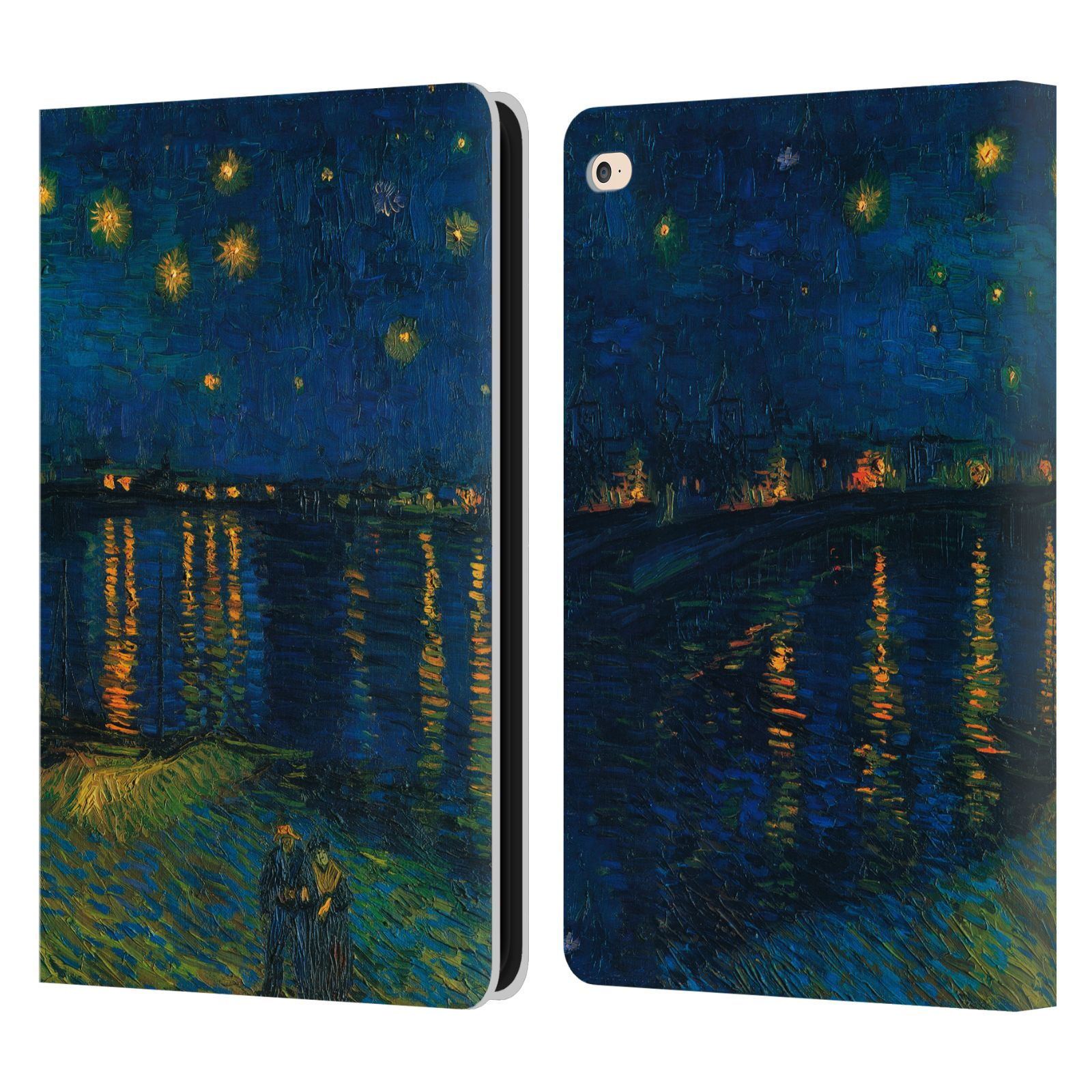 OFFICIAL-MASTERS-COLLECTION-PAINTINGS-2-LEATHER-BOOK-WALLET-CASE-FOR-APPLE-iPAD