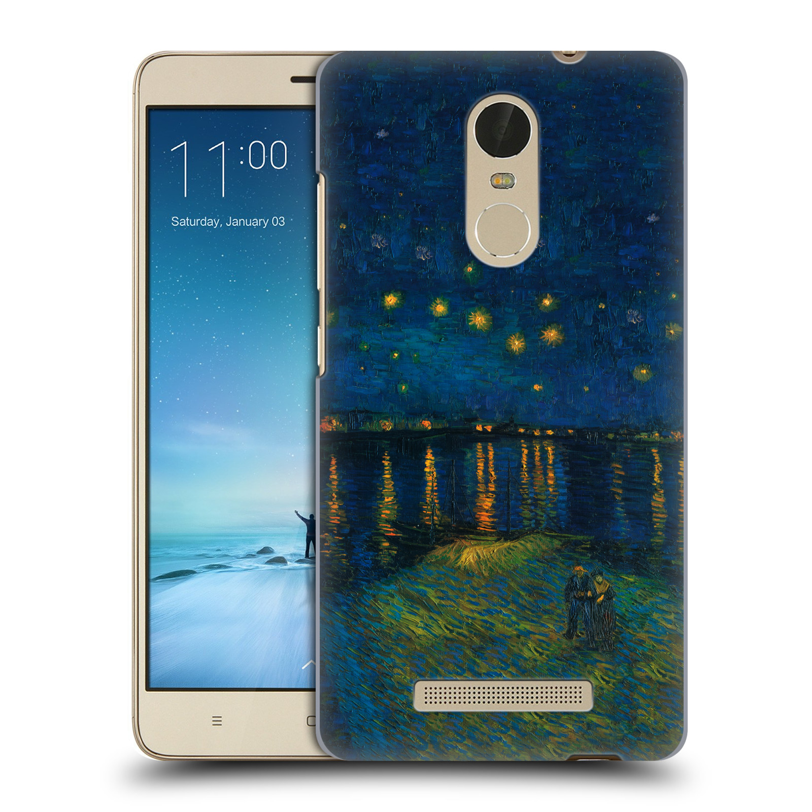 OFFICIAL-MASTERS-COLLECTION-PAINTINGS-2-HARD-BACK-CASE-FOR-XIAOMI-PHONES