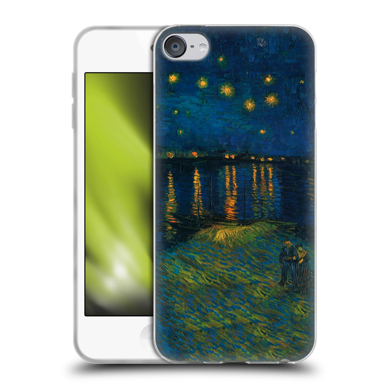 OFFICIAL-MASTERS-COLLECTION-PAINTINGS-2-SOFT-GEL-CASE-FOR-APPLE-iPOD-TOUCH-MP3