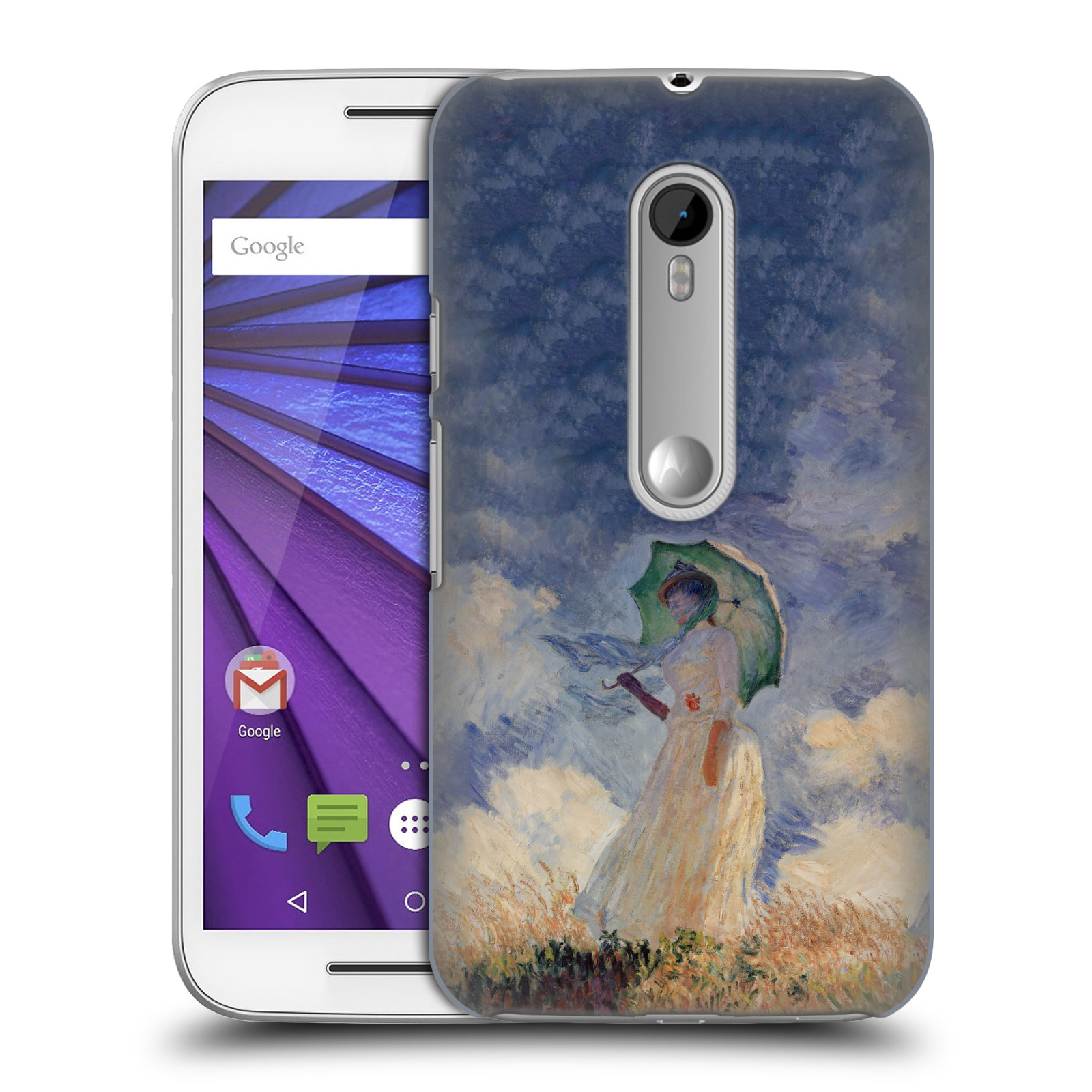 OFFICIAL-MASTERS-COLLECTION-PAINTINGS-2-HARD-BACK-CASE-FOR-MOTOROLA-PHONES-1