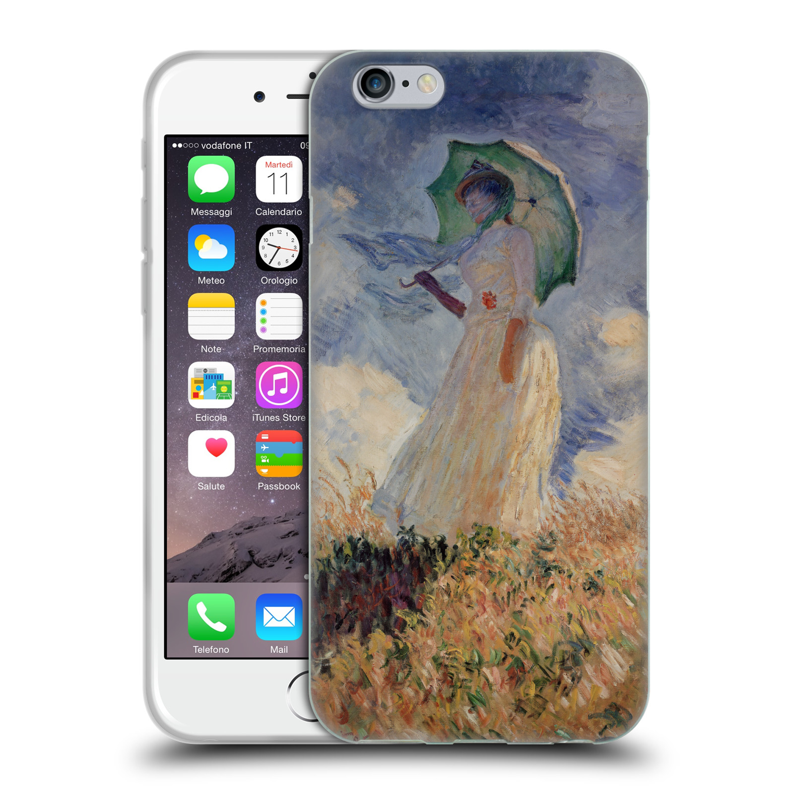 OFFICIAL-MASTERS-COLLECTION-PAINTINGS-2-SOFT-GEL-CASE-FOR-APPLE-iPHONE-PHONES