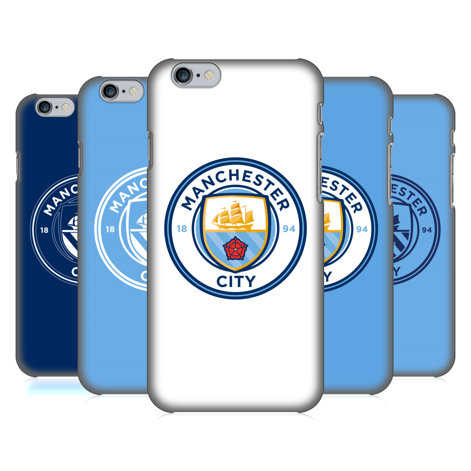 Manchester City FC MCFC Badge
