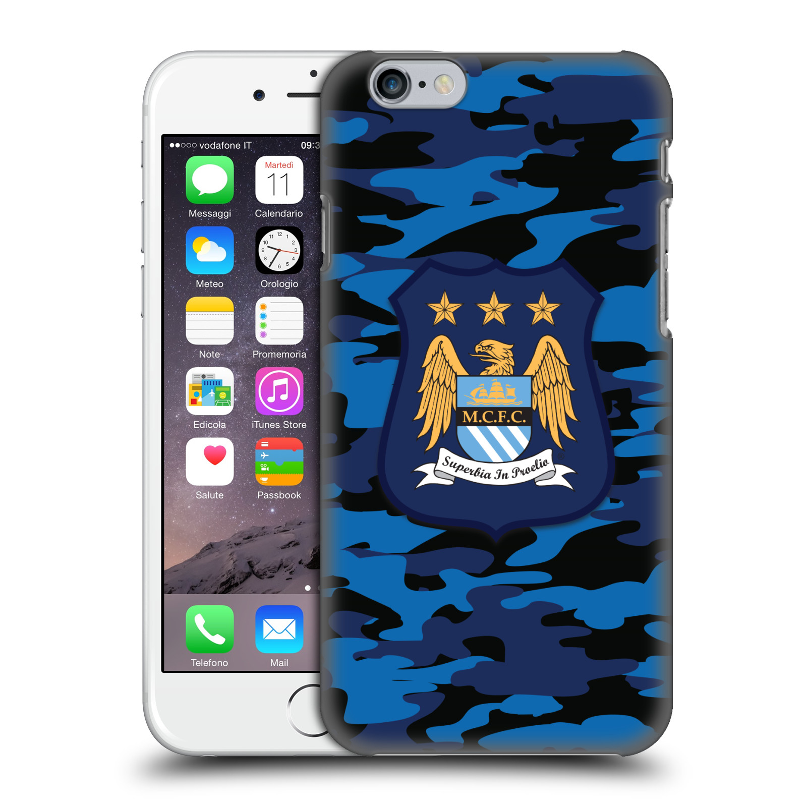 Manchester City FC MCFC Camou-Away Colourways