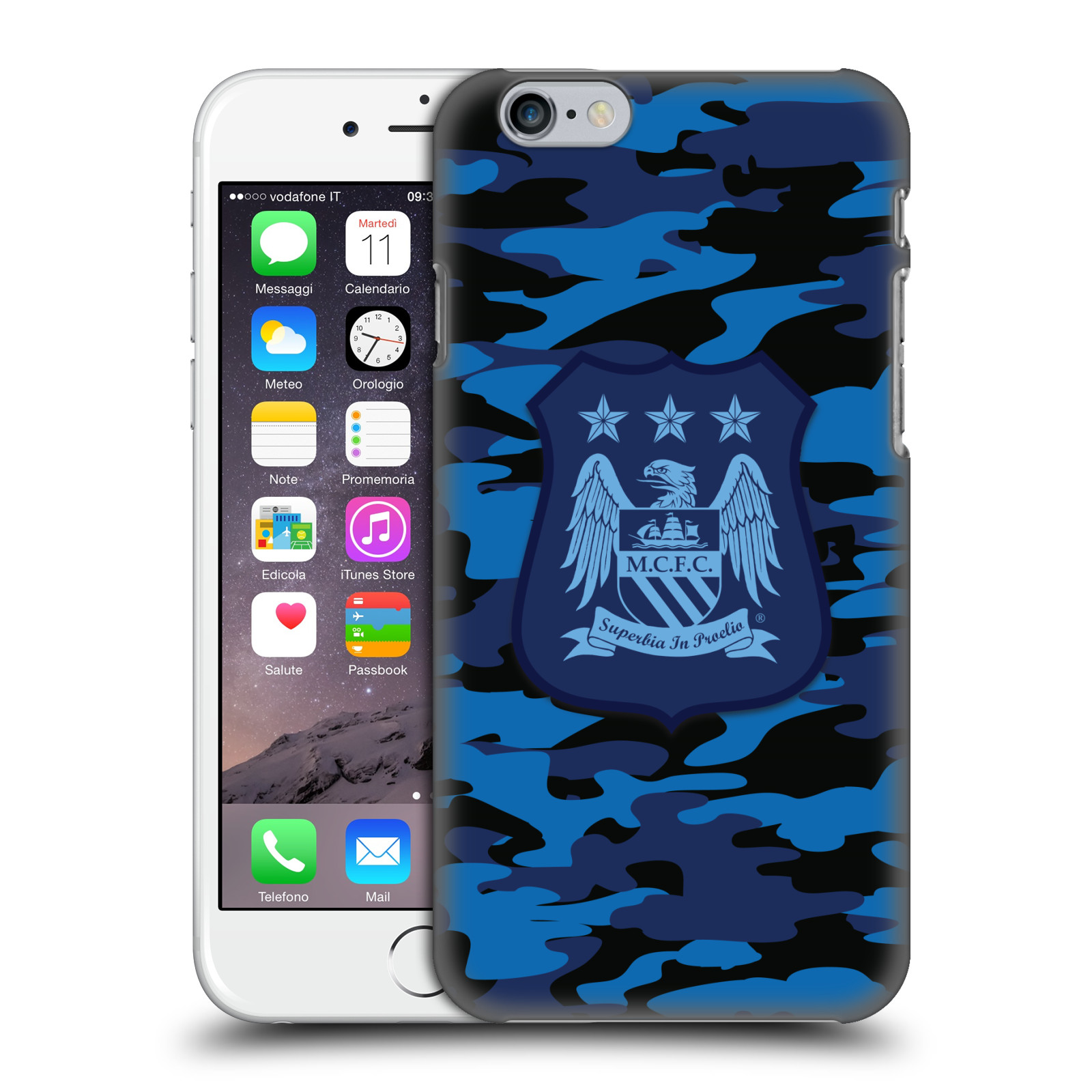 Manchester City FC MCFC Camou-Away Colourways One colour