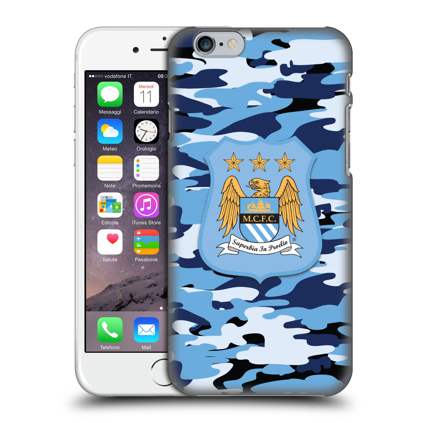 Manchester City FC MCFC Camou-City Colourways