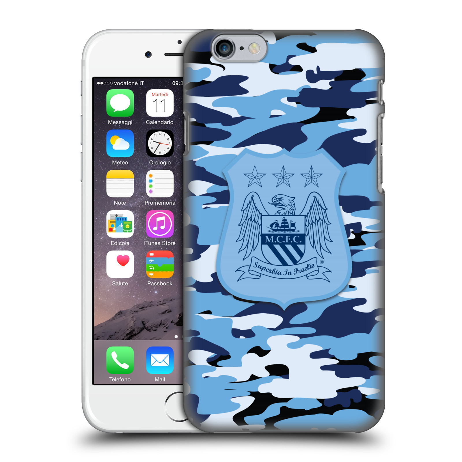 Manchester City FC MCFC Camou-City Colourways One colour