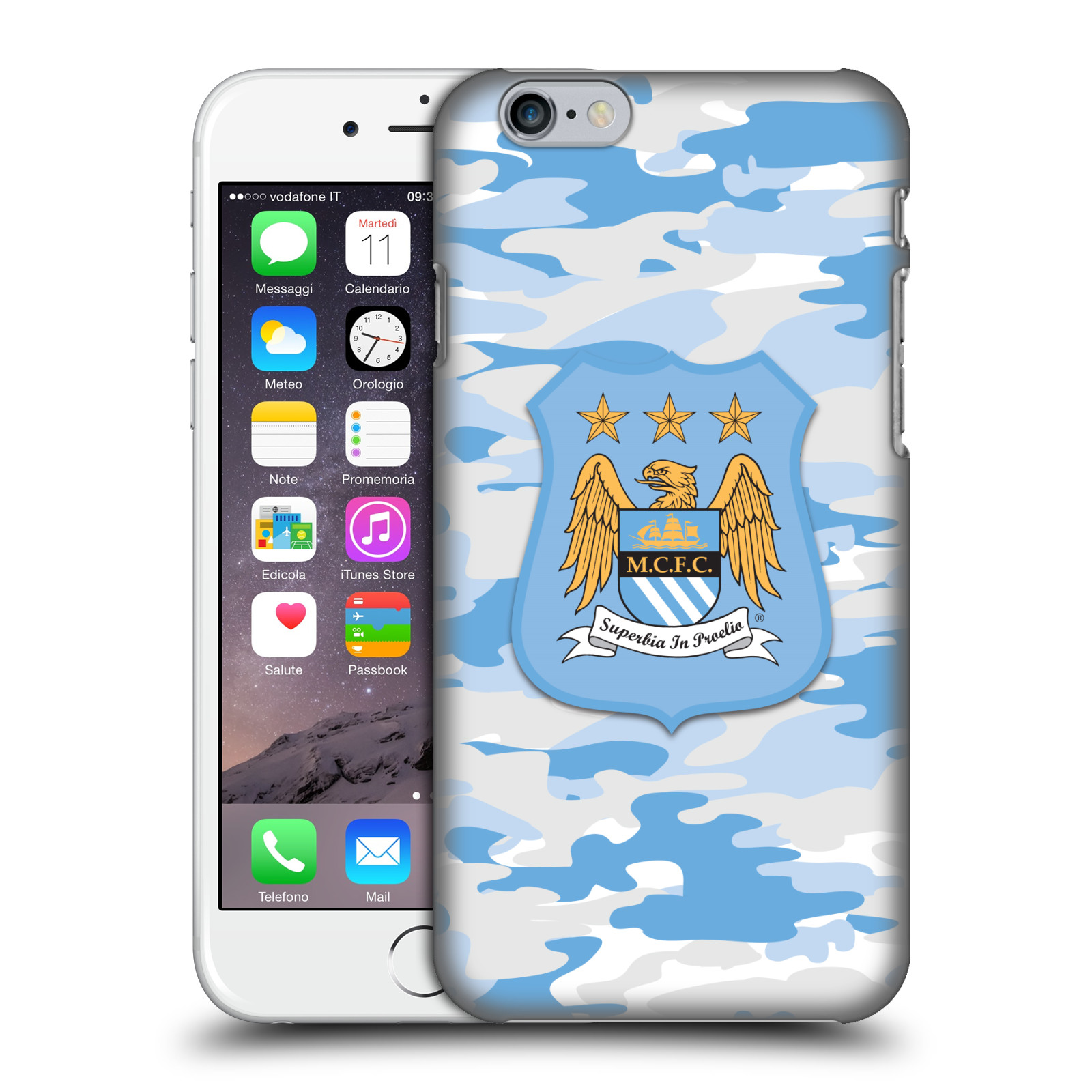 Manchester City FC MCFC Camou-Home Colourways