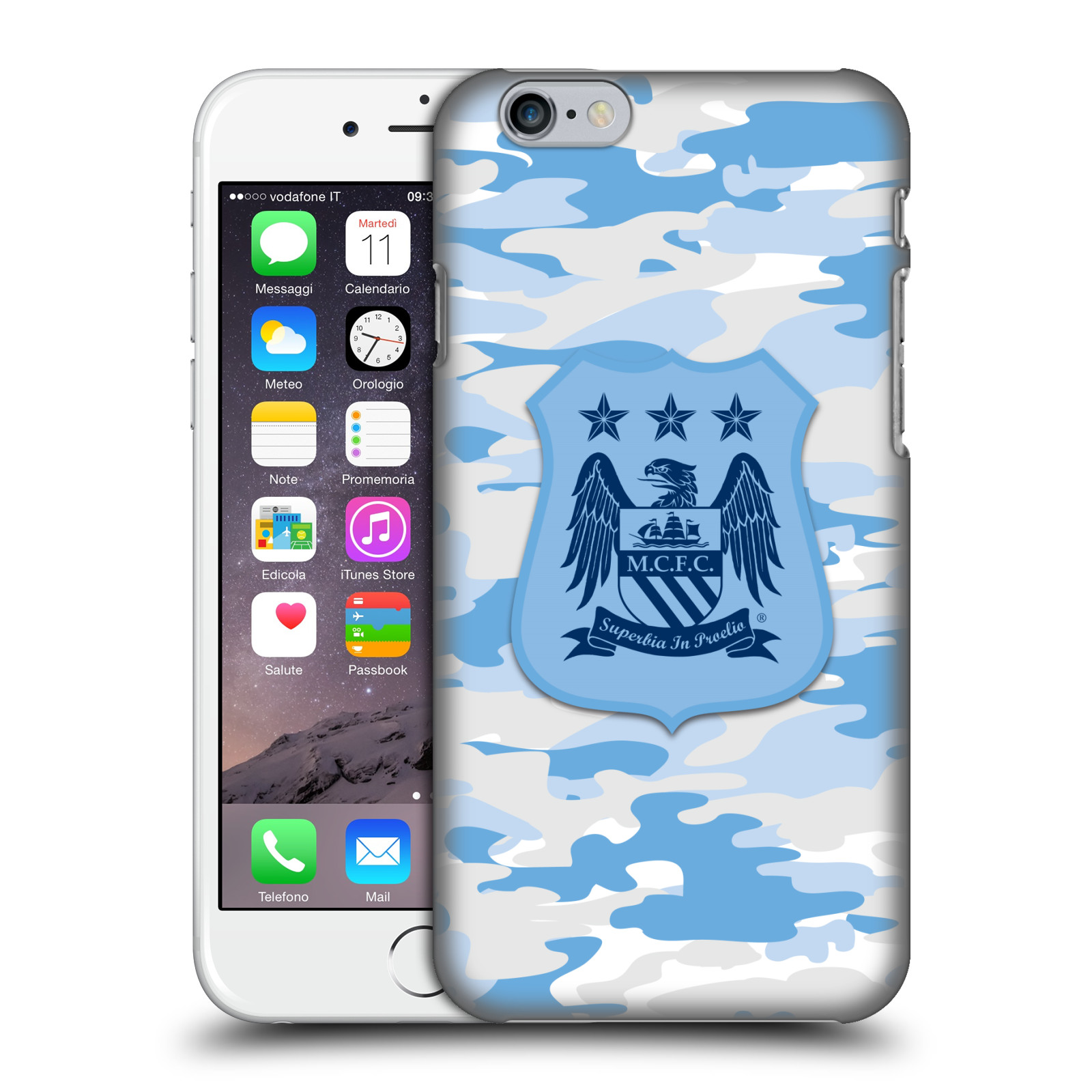 Manchester City FC MCFC Camou-Home Colourways One colour