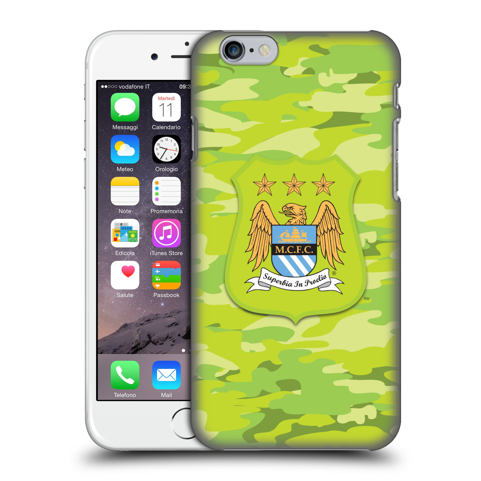 Manchester City FC MCFC Camou-Third Colourways