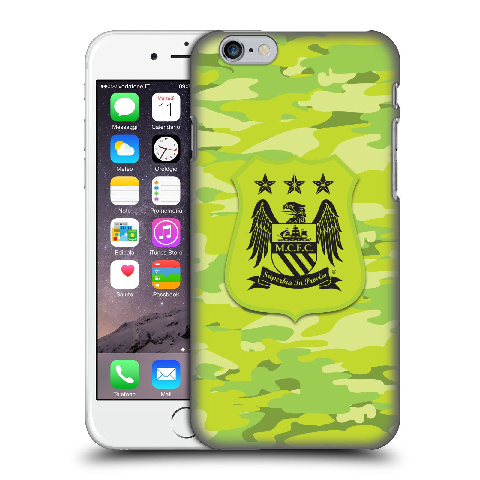 Manchester City FC MCFC Camou-Third Colourways One colour