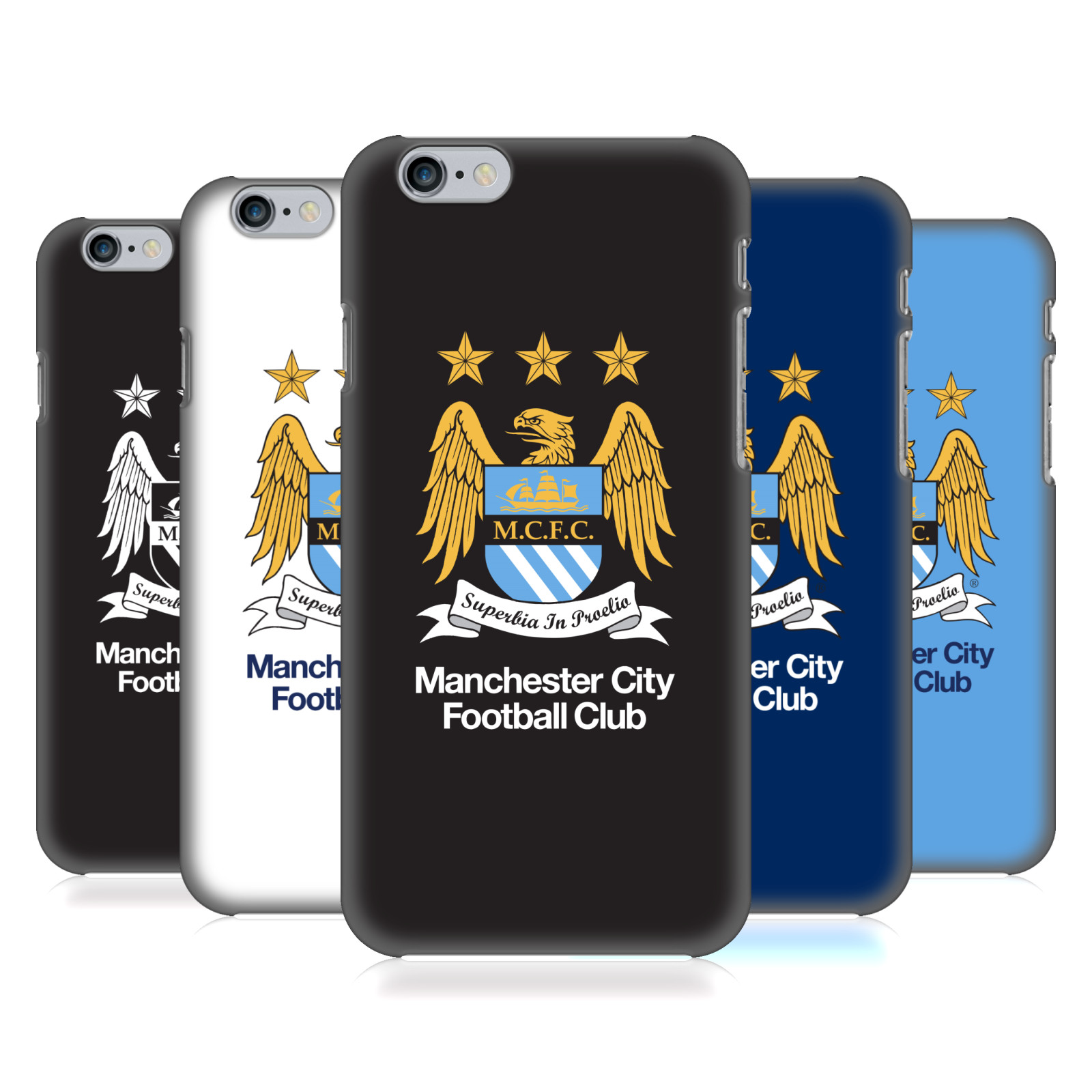 Manchester City FC Phone and Tablet cases