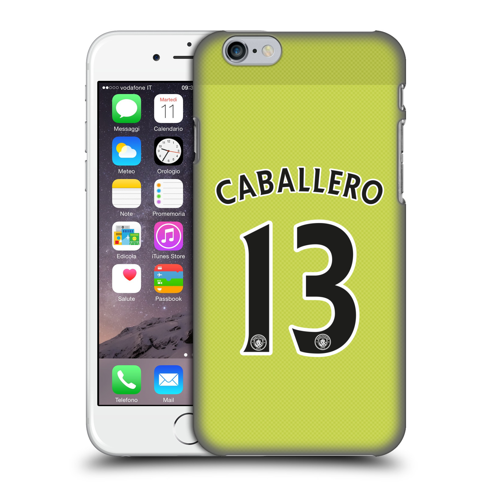 Manchester City FC MCFC Players Away Kit 2016/17 Group 1-Caballero