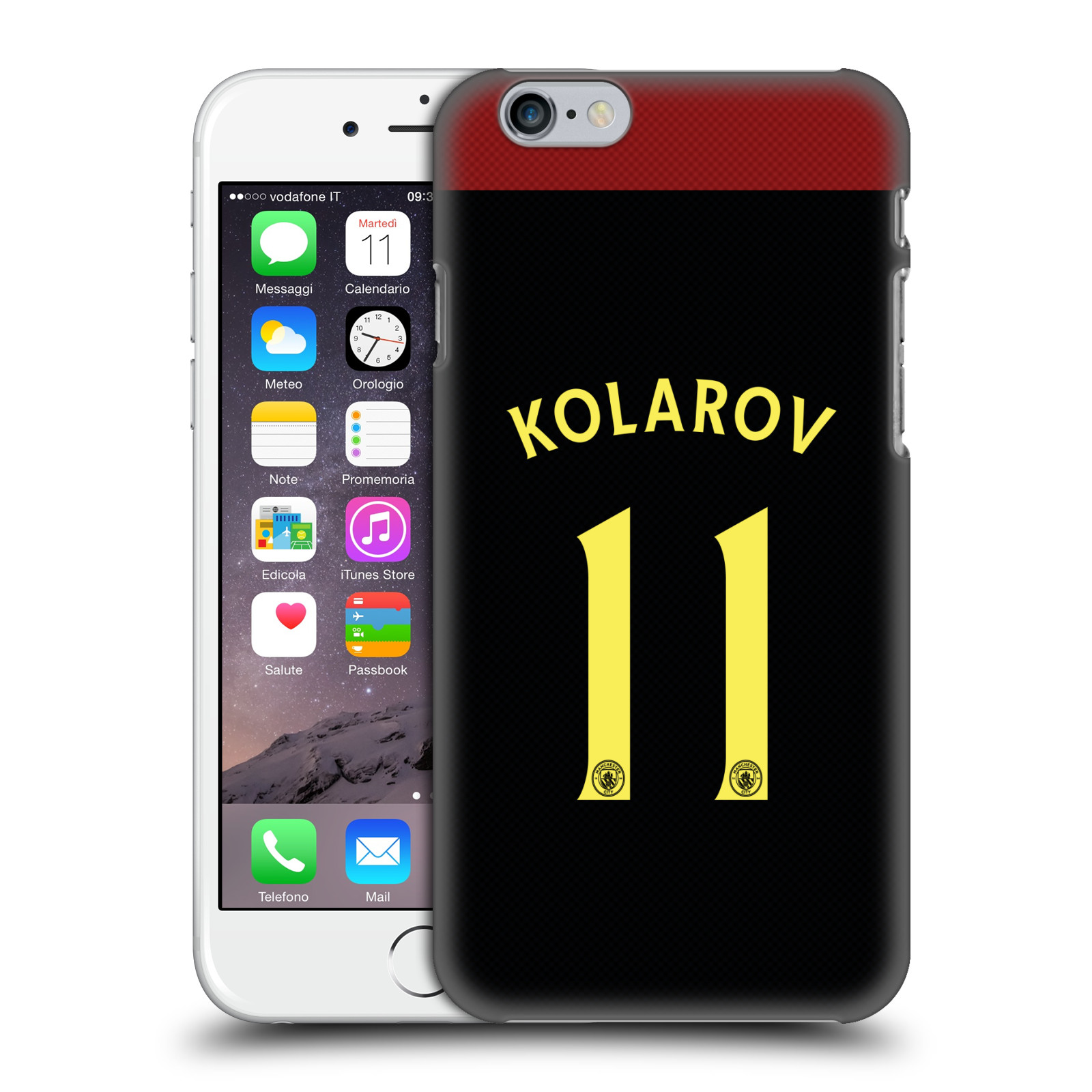Manchester City FC MCFC Players Away Kit 2016/17 Group 1-Kolarov
