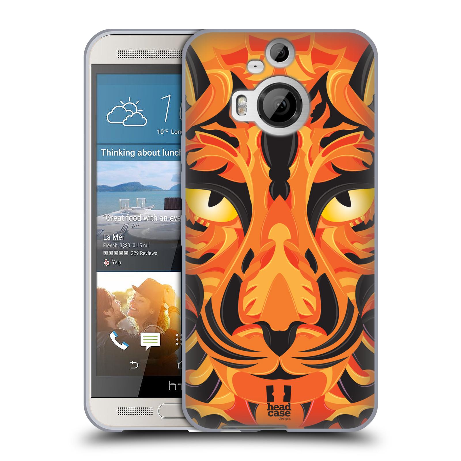 HEAD-CASE-DESIGNS-CYBER-MECHANIMALS-SOFT-GEL-CASE-FOR-HTC-PHONES-2