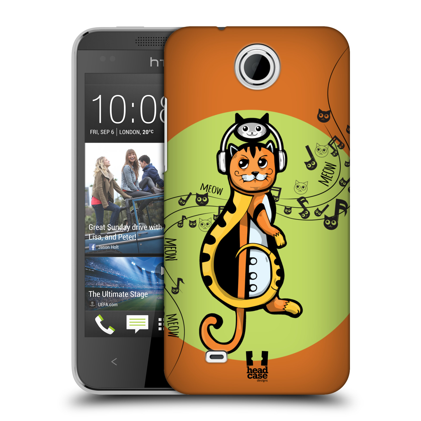 HEAD-CASE-DESIGNS-MEOW-SICAL-SYMBOLS-HARD-BACK-CASE-FOR-HTC-PHONES-3