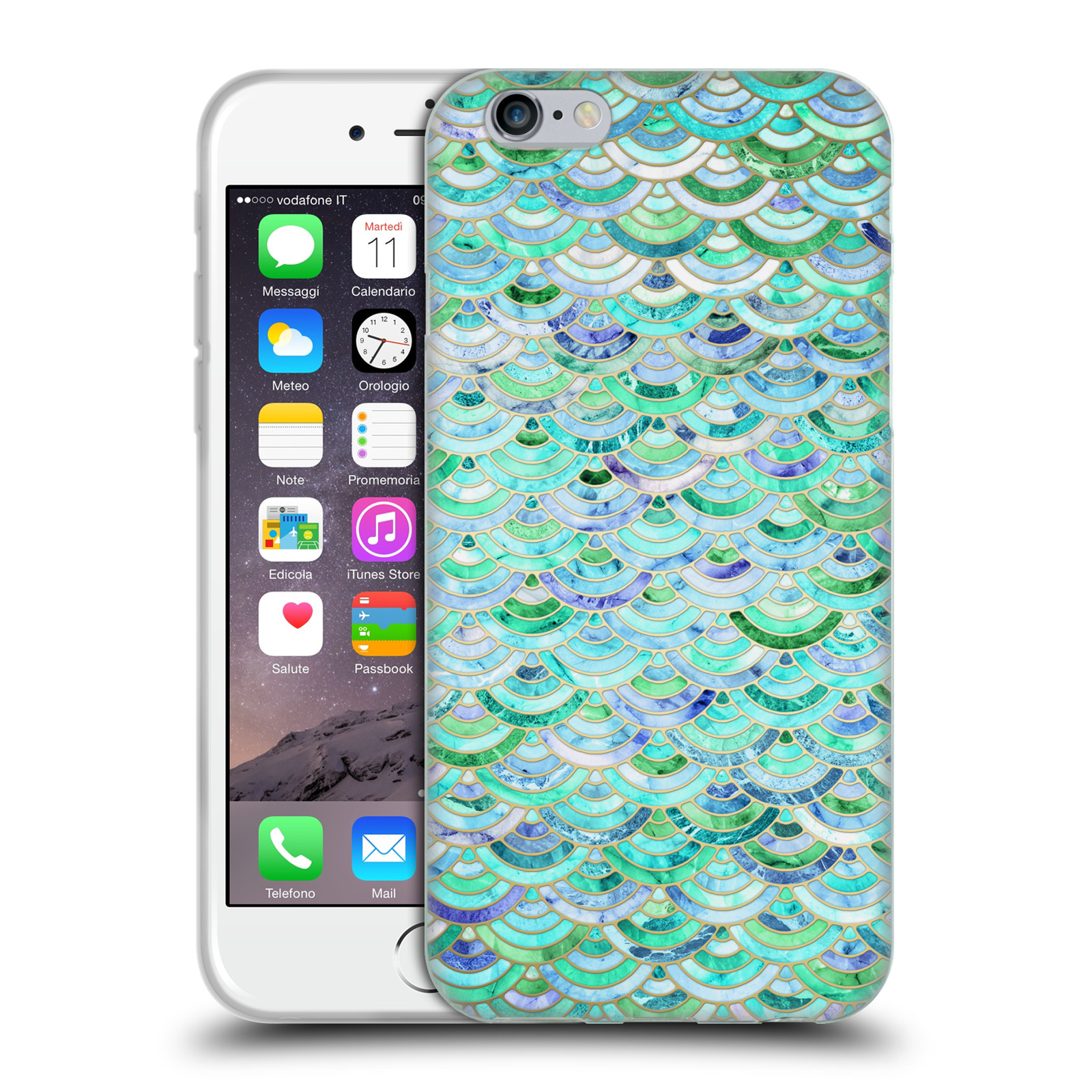 Iphone  Hulle Marmor