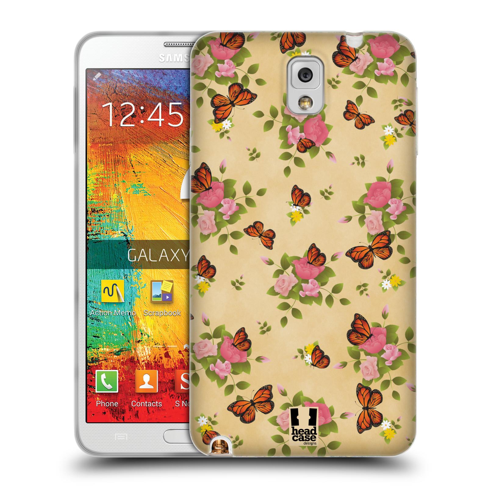 HEAD-CASE-DESIGNS-MONARCH-BUTTERFLY-PRINTS-SOFT-GEL-CASE-FOR-SAMSUNG-PHONES-2