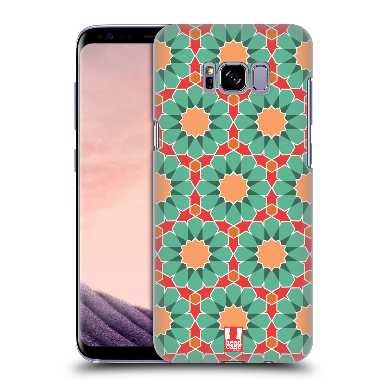 HEAD-CASE-DESIGNS-MOROCCAN-PATTERNS-BACK-CASE-FOR-SAMSUNG-GALAXY-S8-S8-PLUS