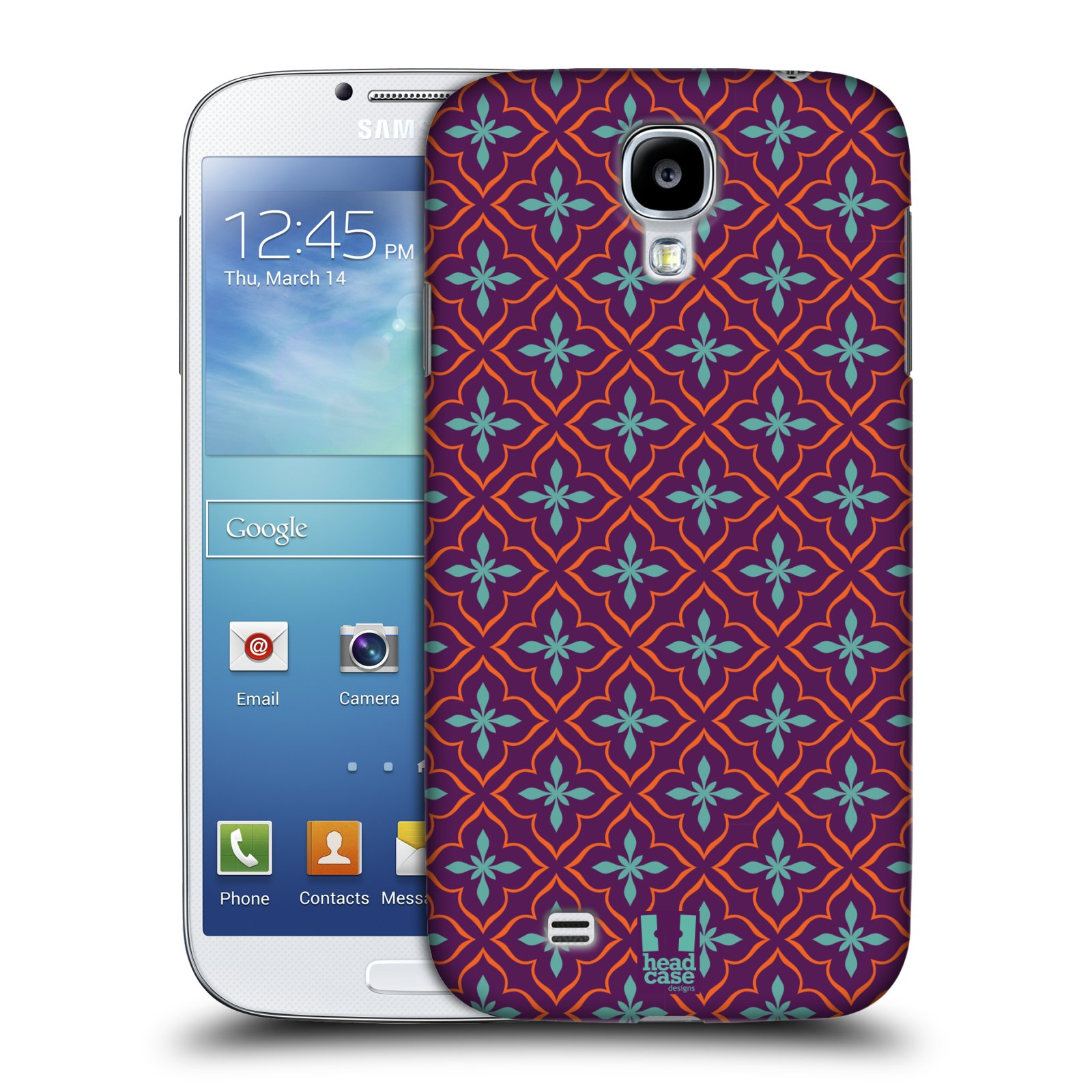 HEAD CASE DESIGNS MOROCCAN PATTERNS CASE COVER FOR SAMSUNG GALAXY S4 I9500