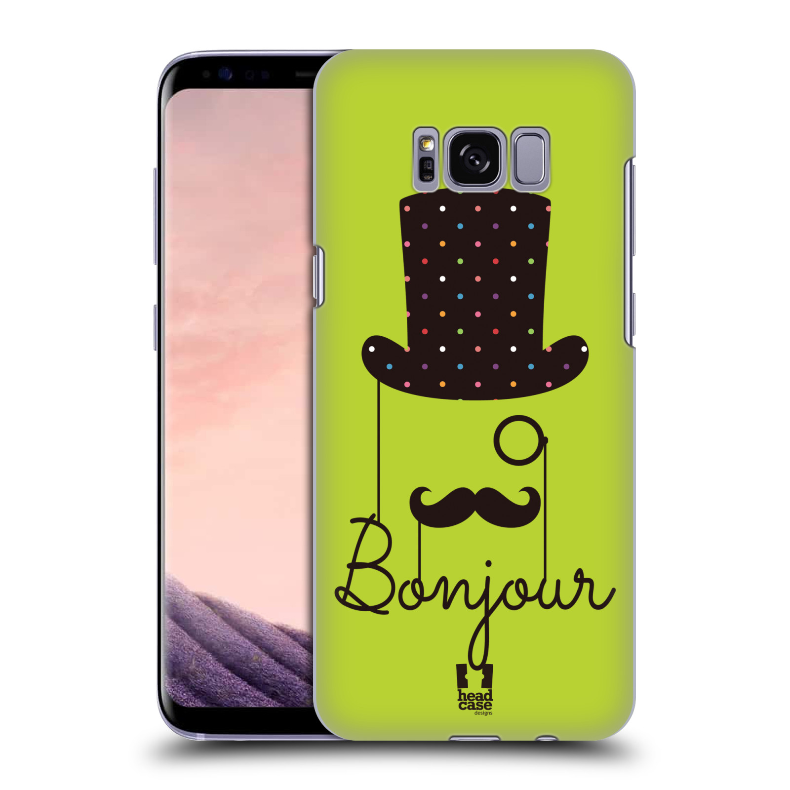 HEAD-CASE-DESIGNS-MOUSTACHES-SERIES-1-HARD-BACK-CASE-FOR-SAMSUNG-GALAXY-S8