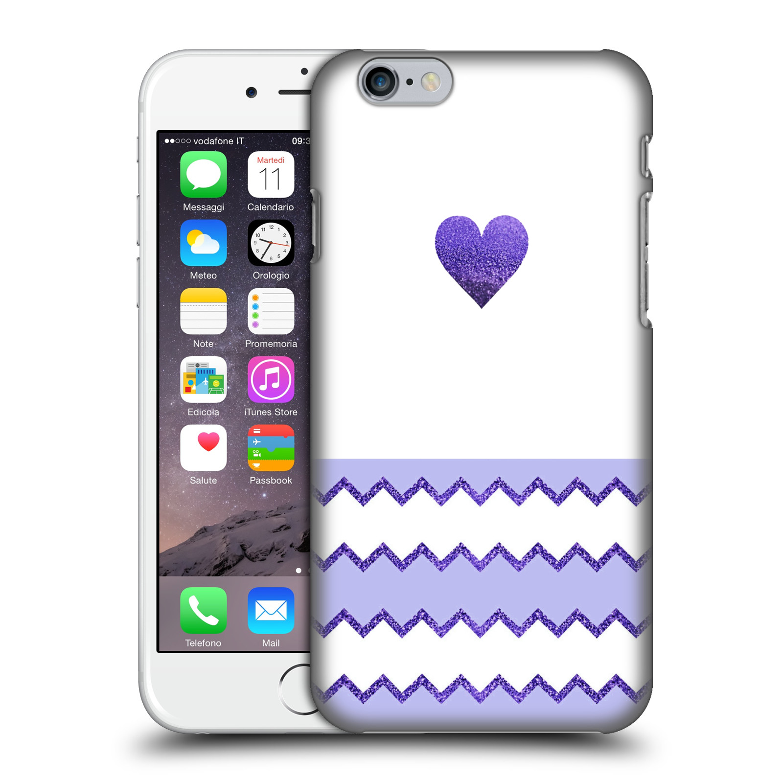 Monika Strigel Avalon Heart-Lilac