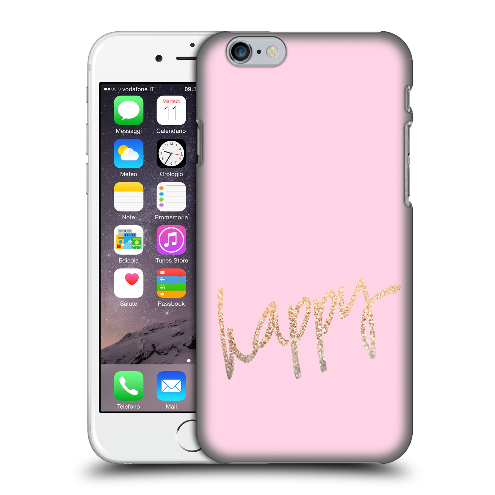 Monika Strigel Gold and Happy-Pink