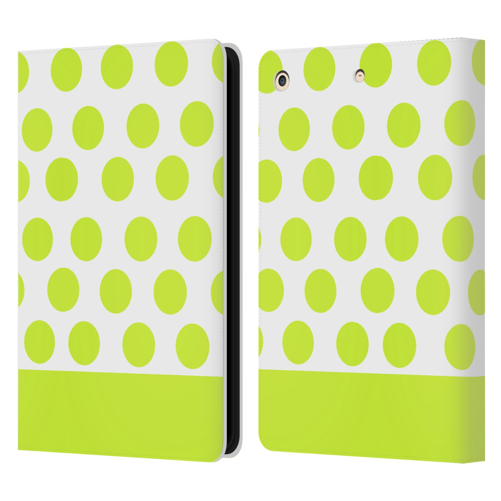 Head case designs nail art leather book wallet case cover for Apple design book