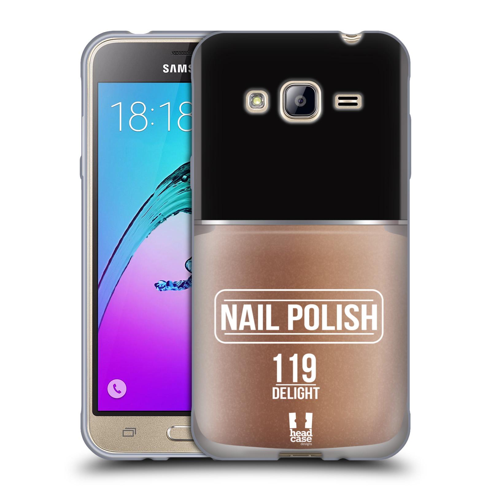 Galaxy Gel Nail Polish 73: HEAD CASE DESIGNS NAIL POLISH SOFT GEL CASE FOR SAMSUNG