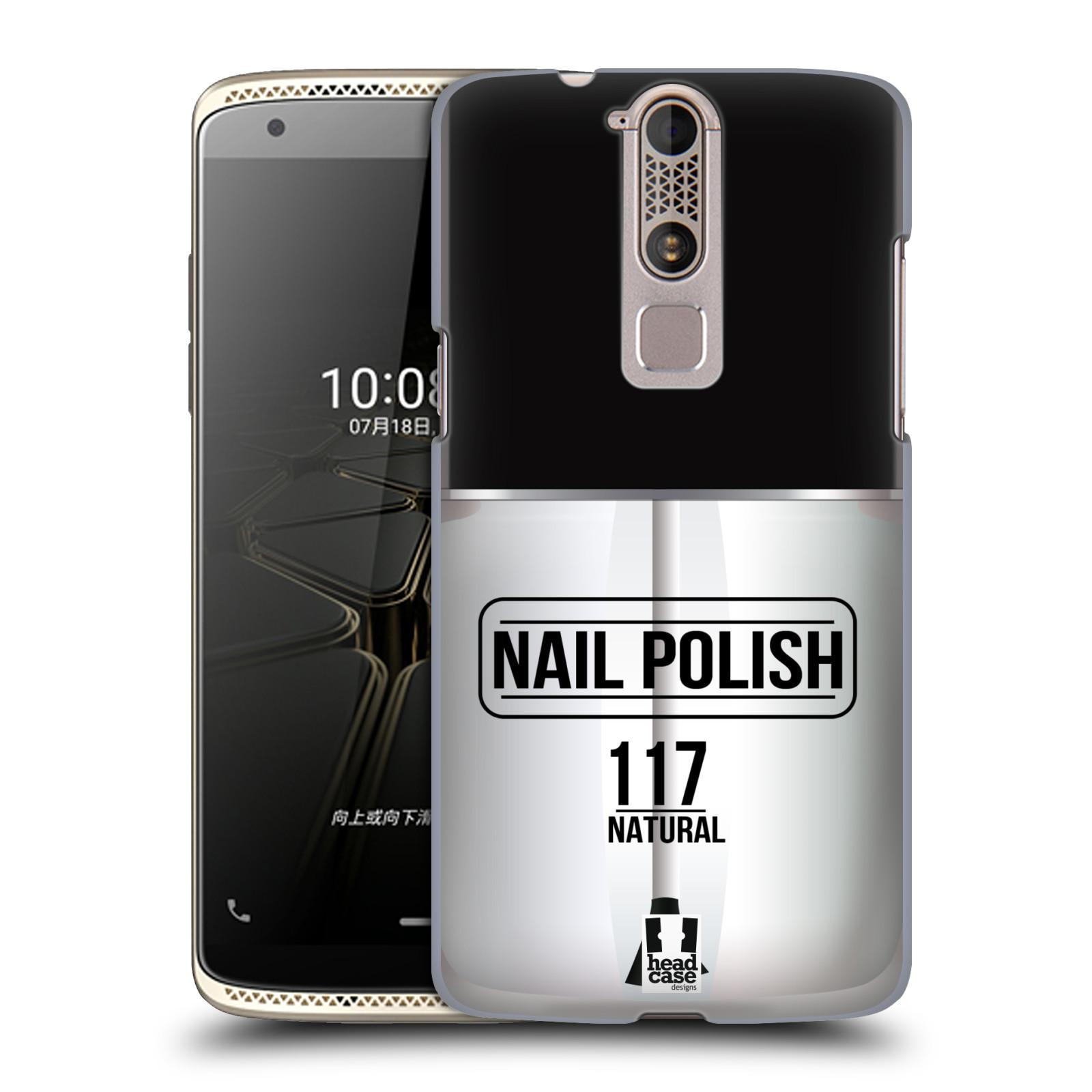 Funda-Designs-Nail-Polish-rigida-posterior-Funda-Para-Zte-Axon-Mini ...
