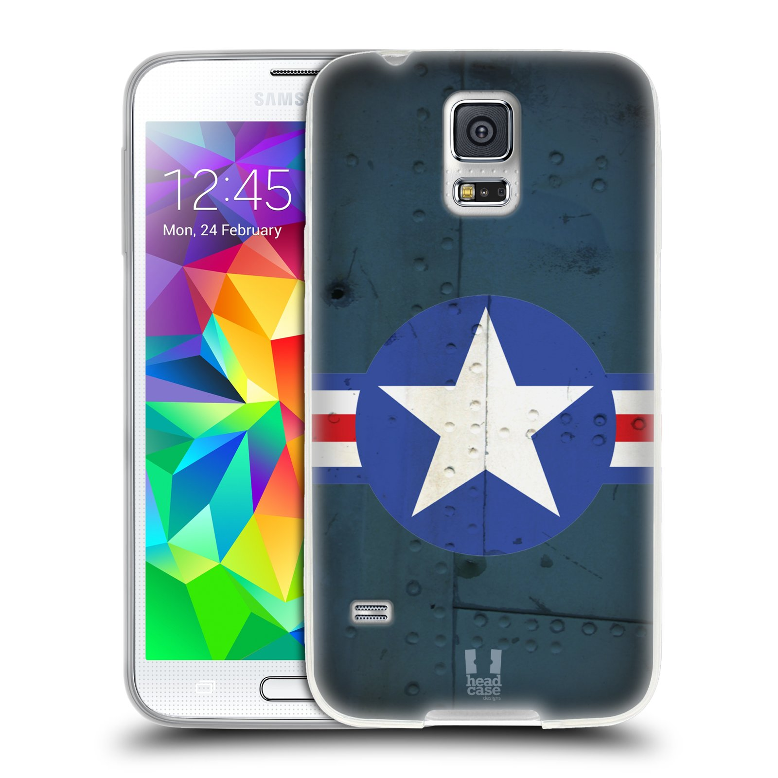 Neo Nationalism: HEAD CASE NATION MARKINGS SOFT GEL CASE FOR SAMSUNG GALAXY