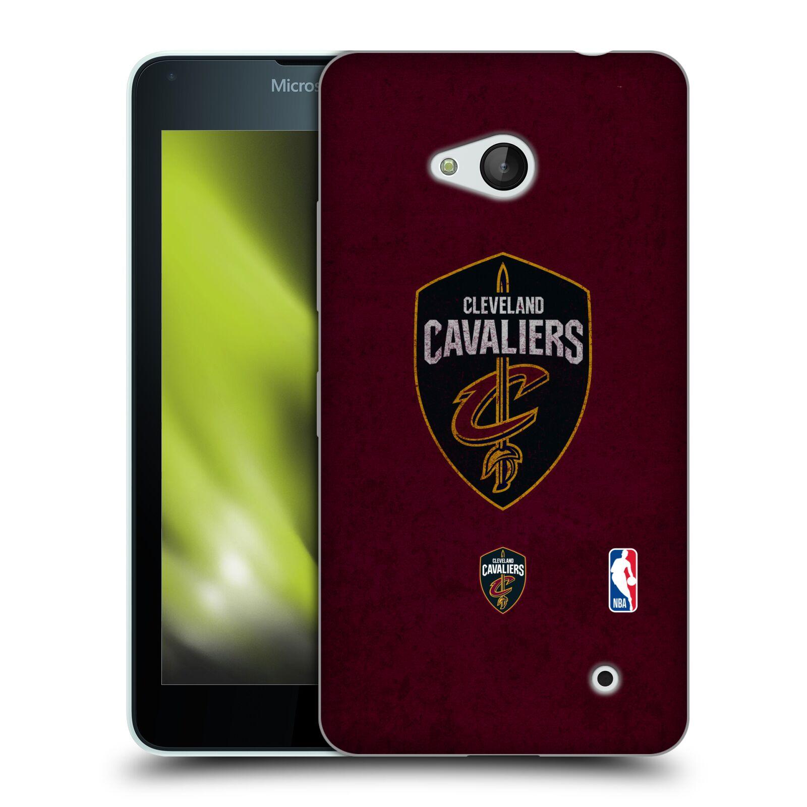 UFFICIALE-NBA-CLEVELAND-CAVALIERS-COVER-MORBIDA-IN-GEL-PER-MICROSOFT-TELEFONI