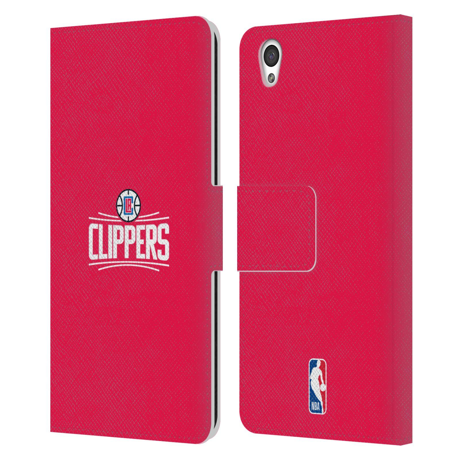 Pouzdro na mobil OnePlus X - Head Case - NBA - LA Clippers