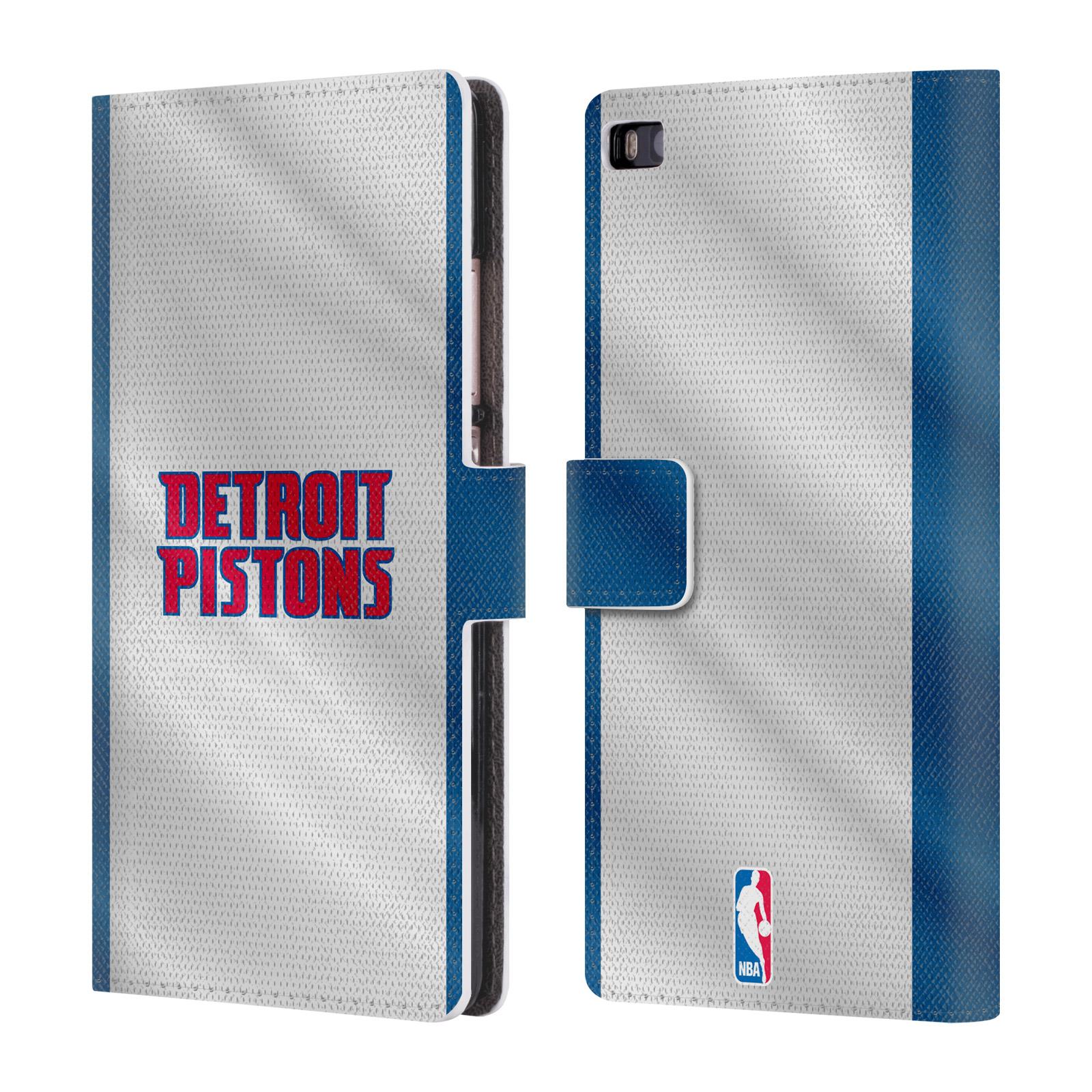 UFFICIALE-NBA-DETROIT-PISTONS-COVER-A-PORTAFOGLIO-IN-PELLE-PER-HUAWEI-TELEFONI
