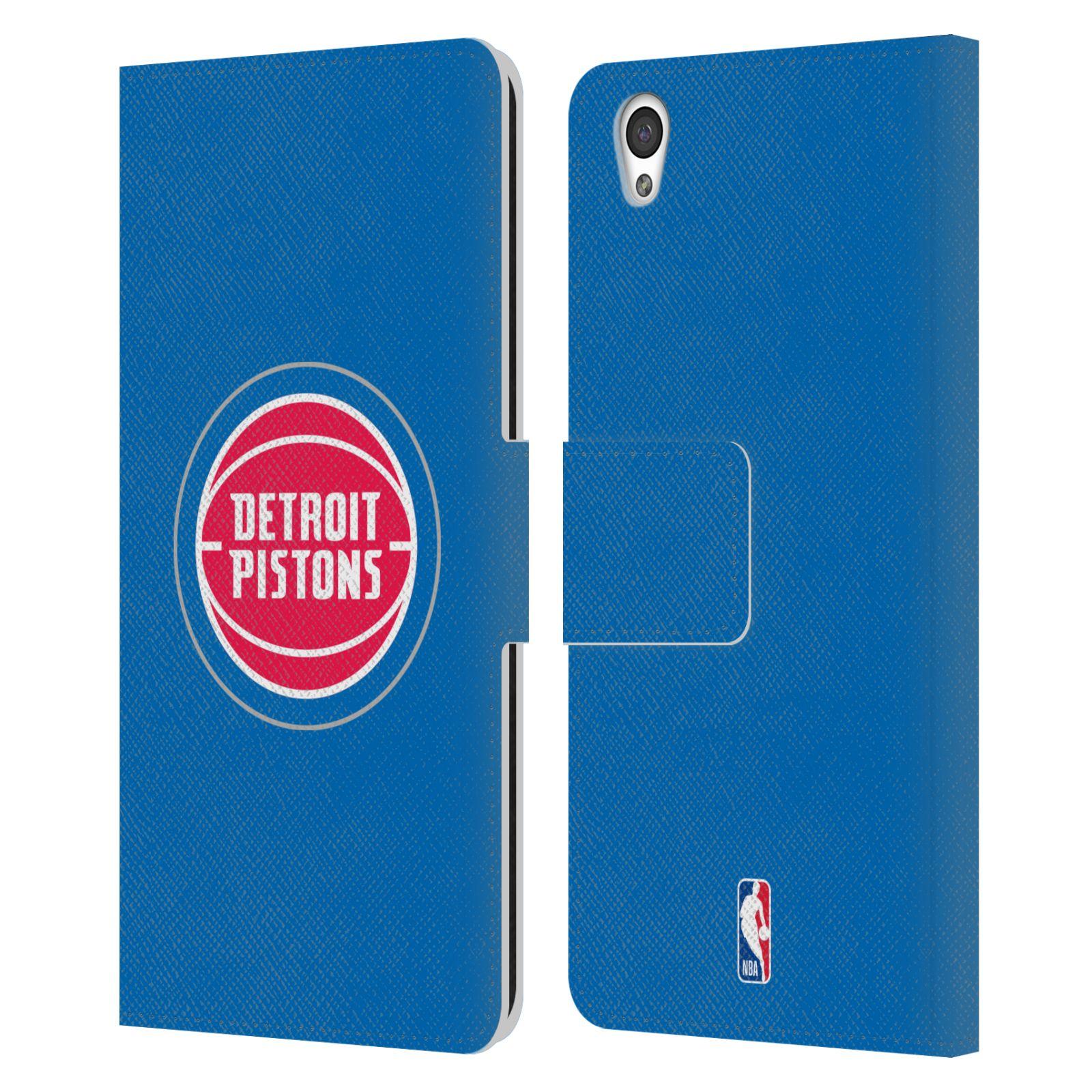 Pouzdro na mobil OnePlus X - Head Case -NBA - Detroit Pistons logo