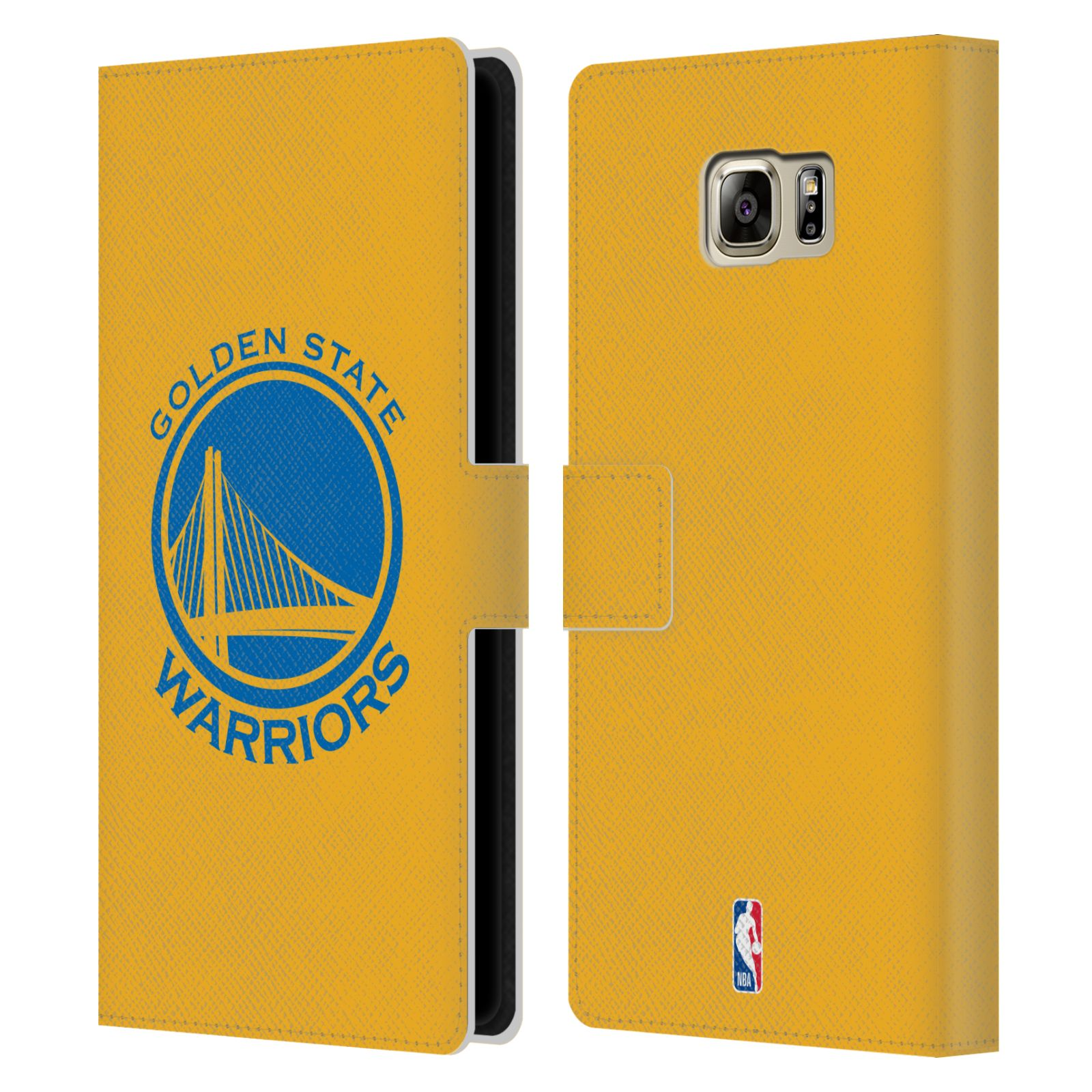 Pouzdro na mobil Samsung Galaxy NOTE 5 - Head Case -NBA - Golden State Warriors