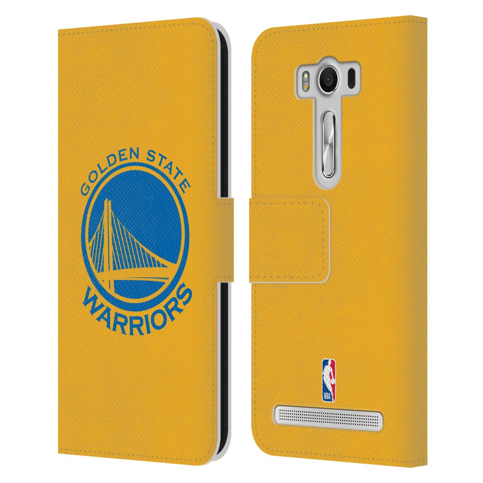 Pouzdro na mobil Asus Zenfone 2 Laser ZE500KL - Head Case -NBA - Golden State Warriors
