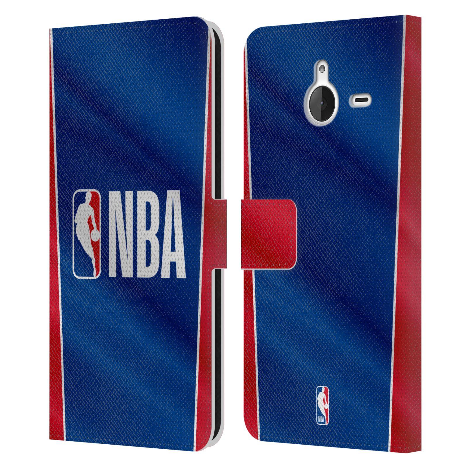 Pouzdro na mobil Nokia Lumia 640 XL - Head Case - NBA - Logo a pruhy