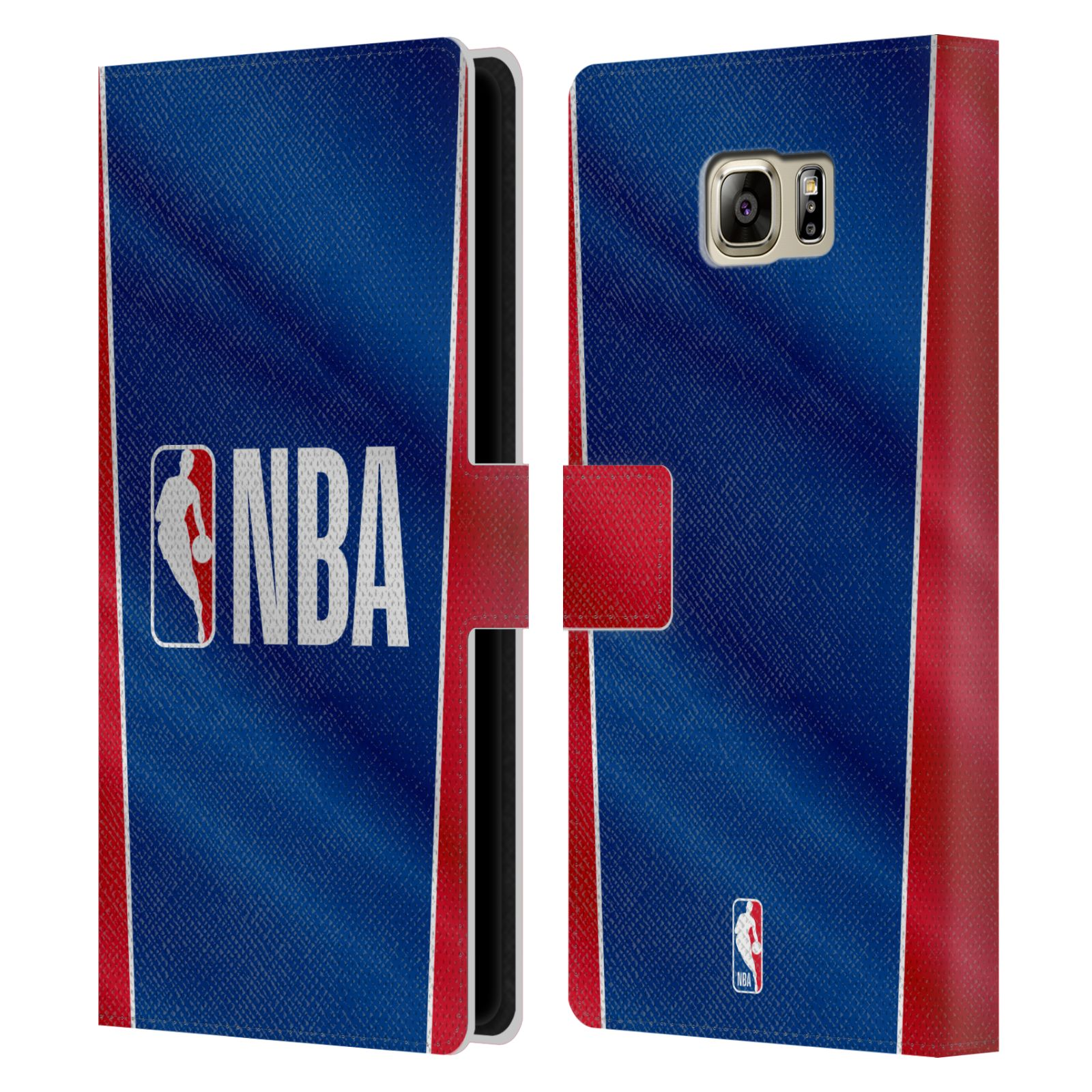 Pouzdro na mobil Samsung Galaxy NOTE 5 - Head Case - NBA - Logo a pruhy