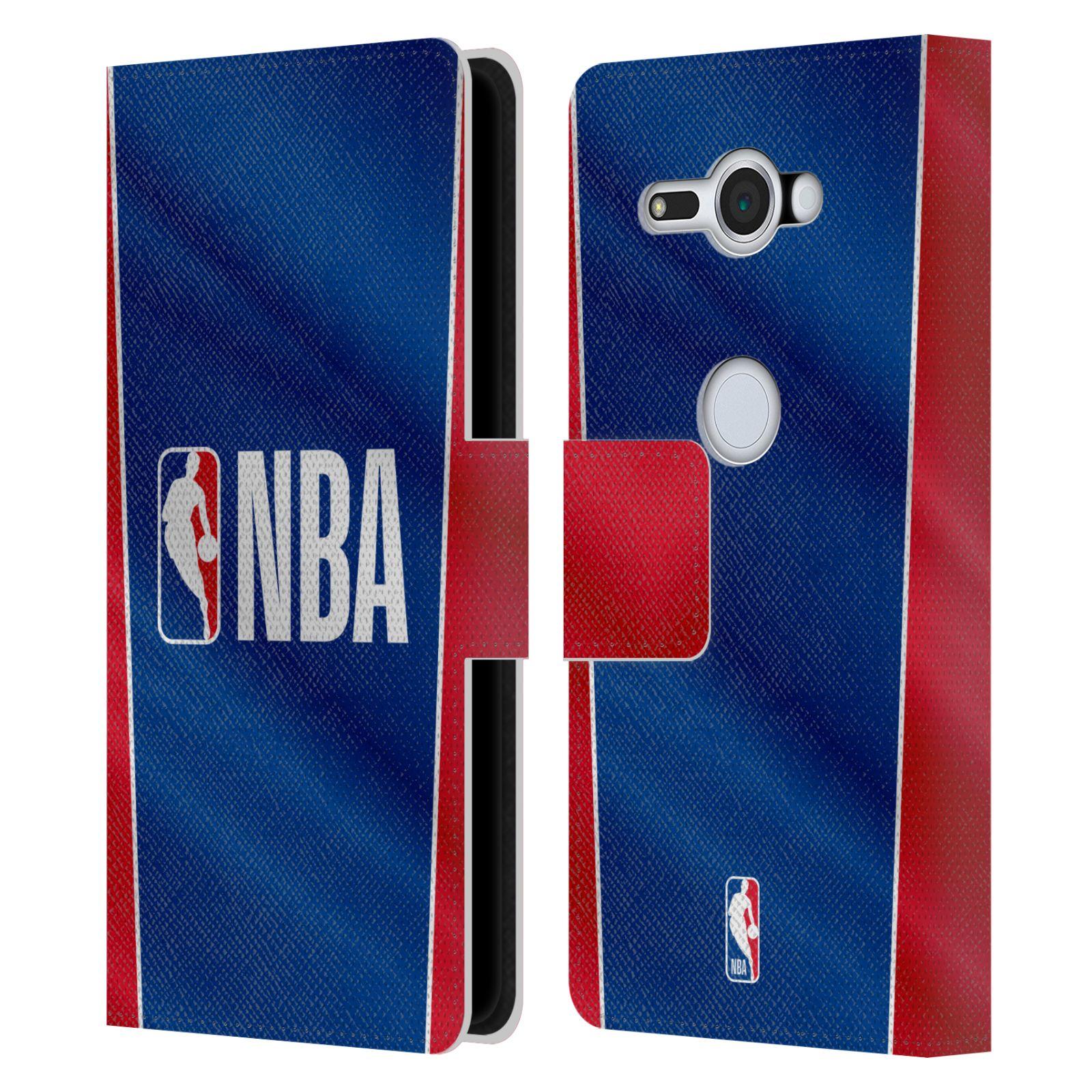 Pouzdro na mobil Sony Xperia XZ2 Compact - Head Case - NBA - Logo a pruhy