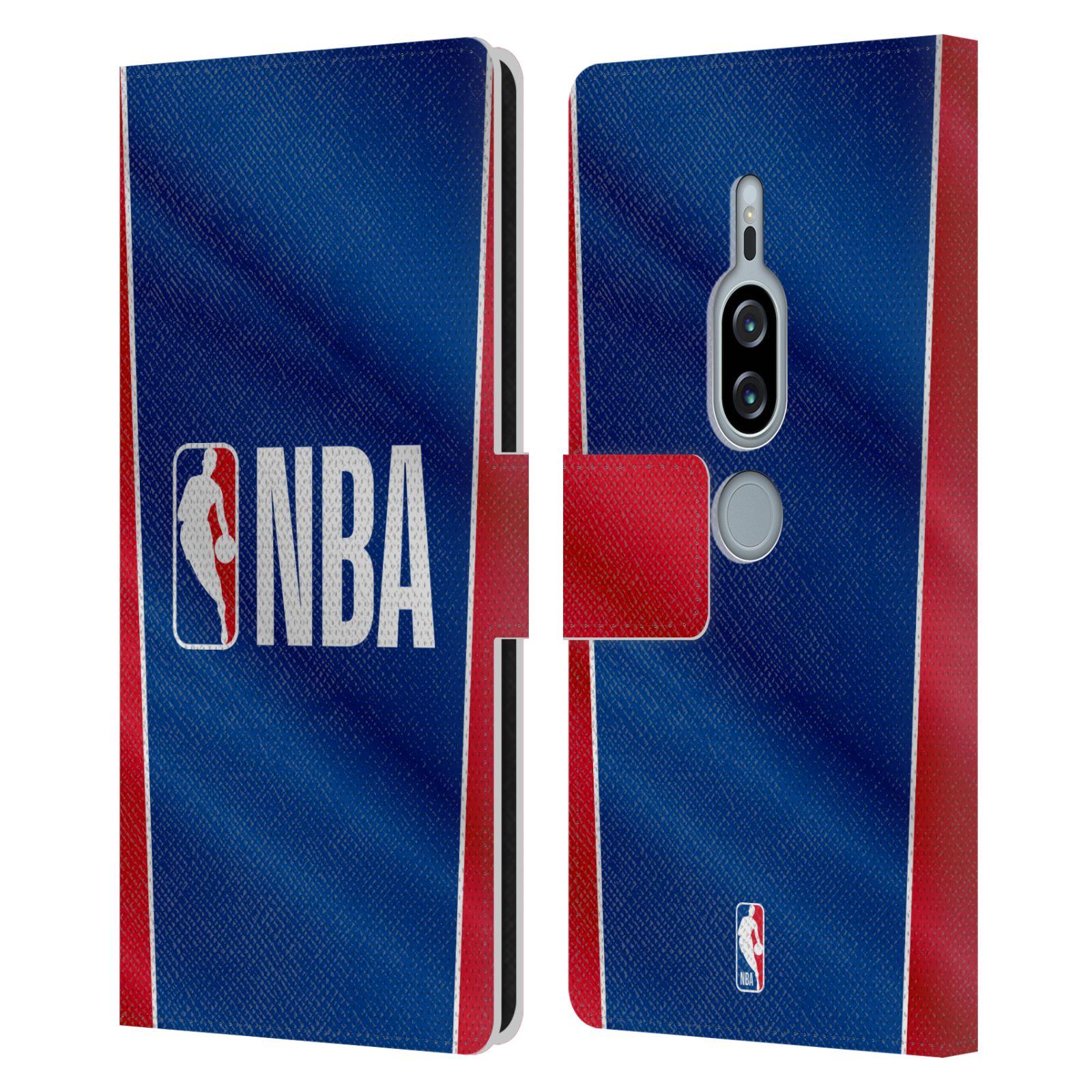 Pouzdro na mobil Sony Xperia XZ2 Premium - Head Case - NBA - Logo a pruhy