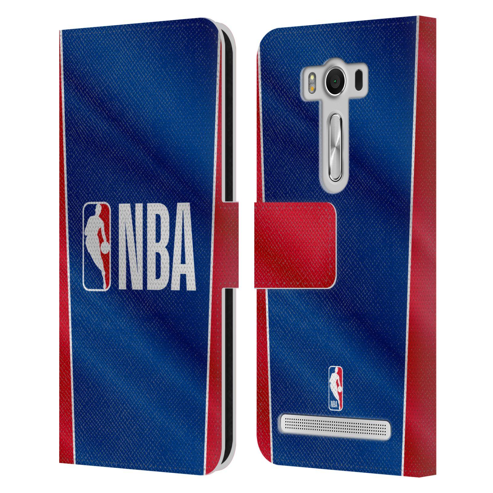 Pouzdro na mobil Asus Zenfone 2 Laser ZE500KL - Head Case - NBA - Logo a pruhy