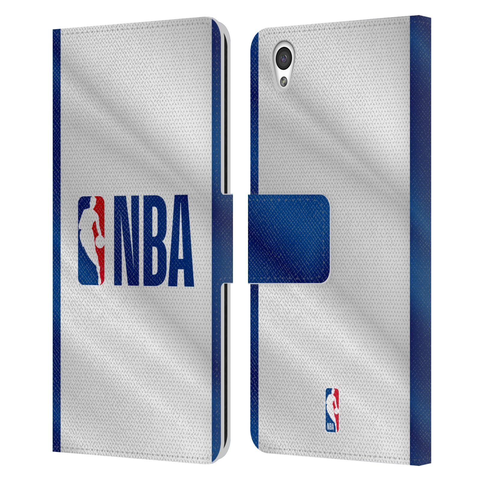 Pouzdro na mobil OnePlus X - Head Case - NBA - Logo modré pruhy