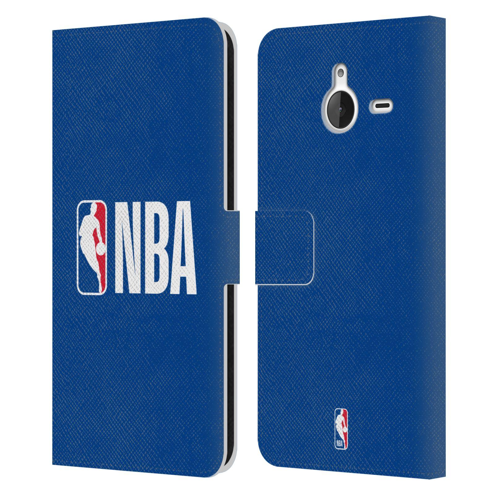 Pouzdro na mobil Nokia Lumia 640 XL - Head Case - NBA - Logo
