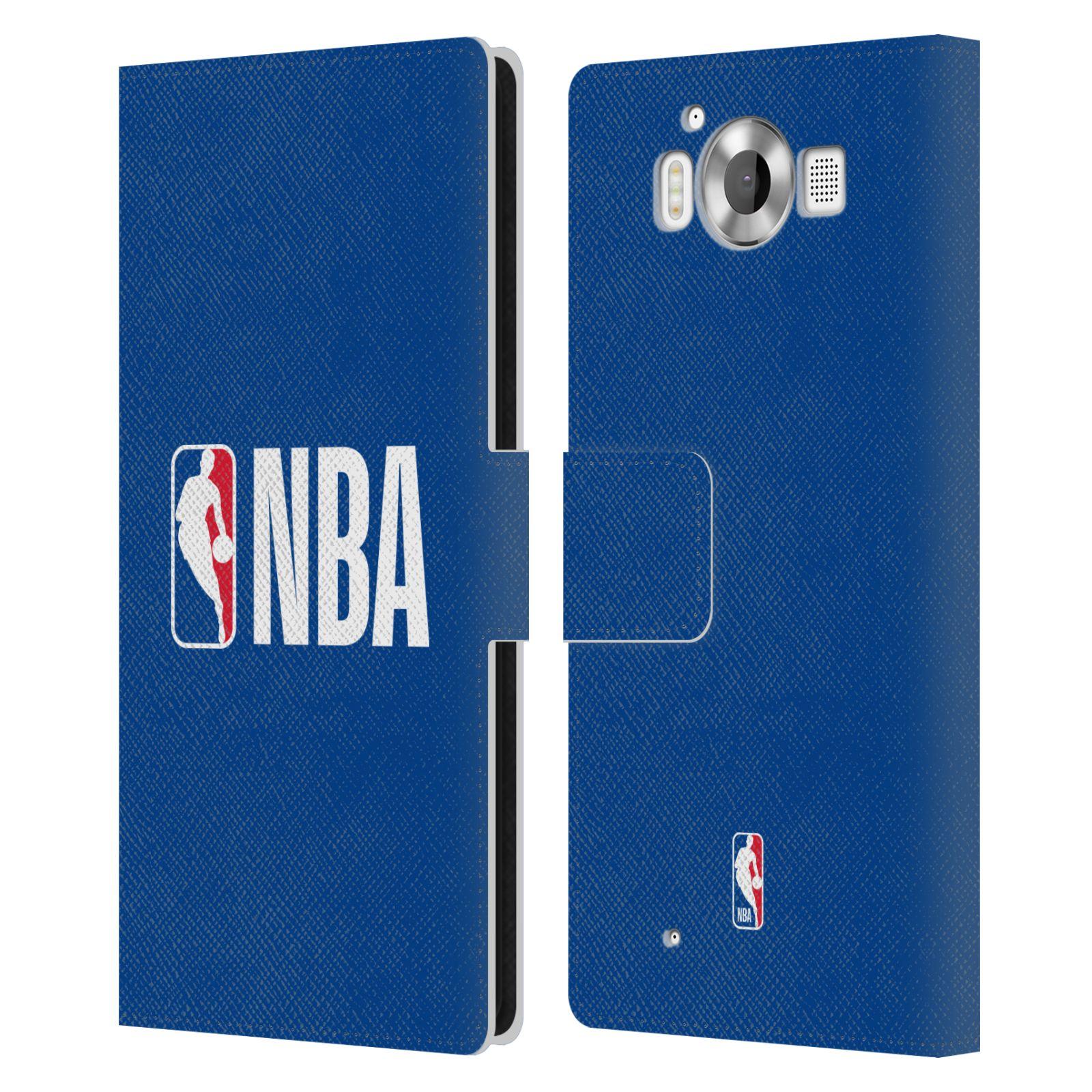 Pouzdro na mobil Nokia Lumia 950 - Head Case - NBA - Logo