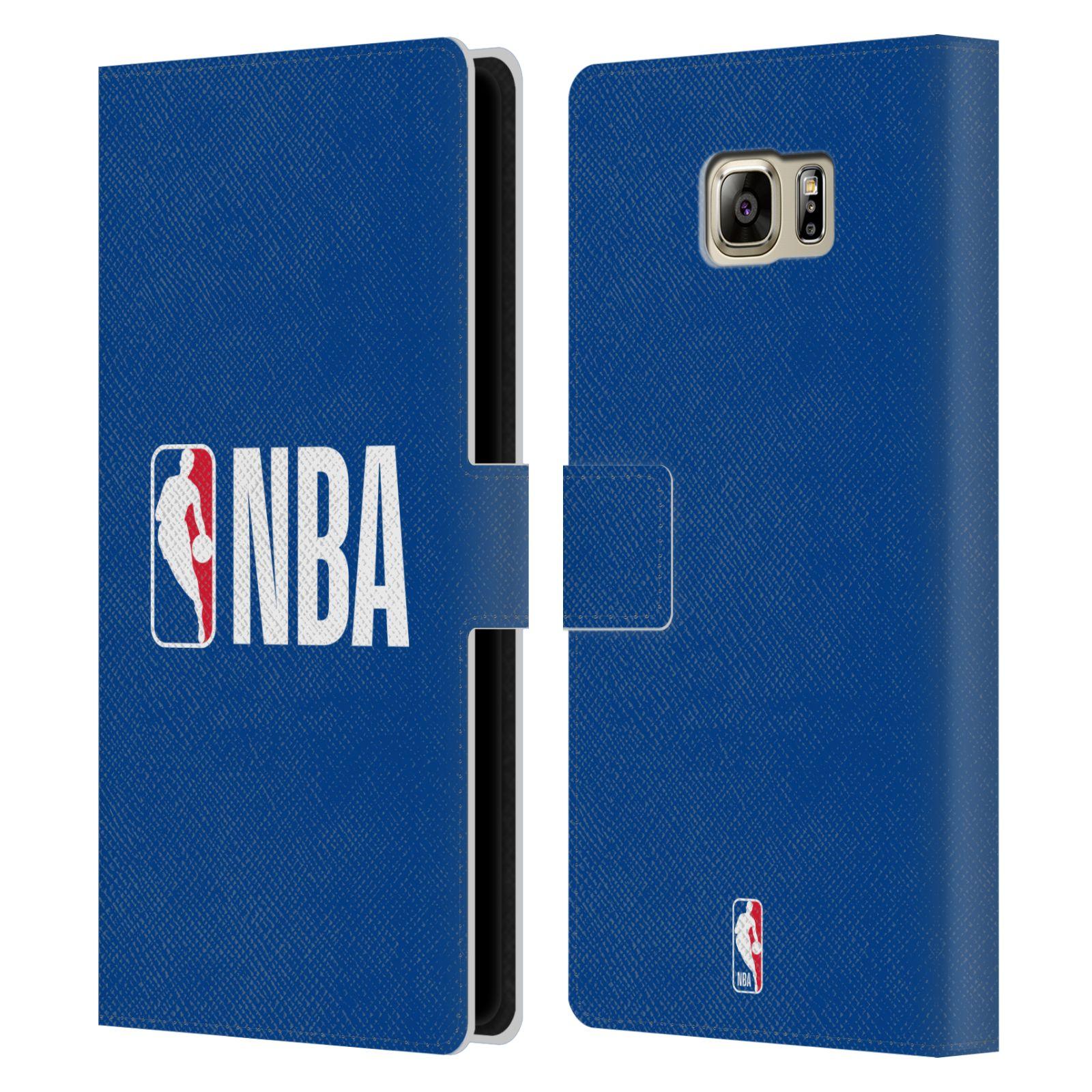 Pouzdro na mobil Samsung Galaxy NOTE 5 - Head Case - NBA - Logo
